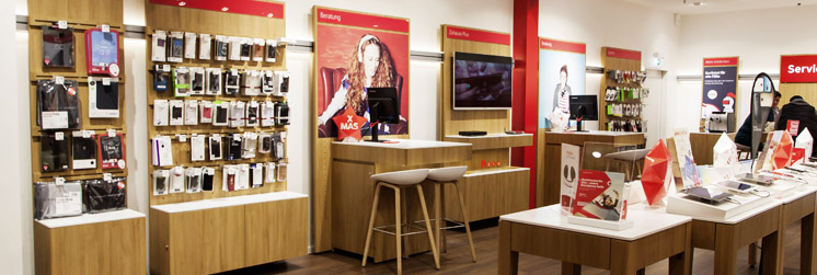 Vodafone Business Professional-Store AEZ