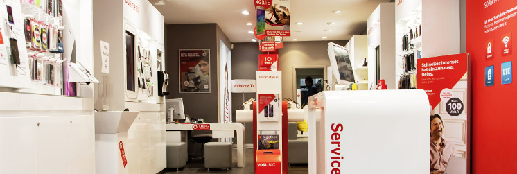 Vodafone Shop Bad Oldesloe