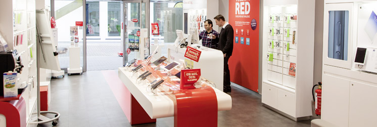 Vodafone Shop Pinneberg