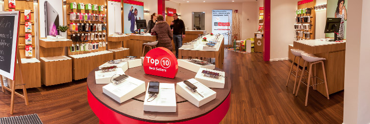 Vodafone Shop Premium Bad Segeberg