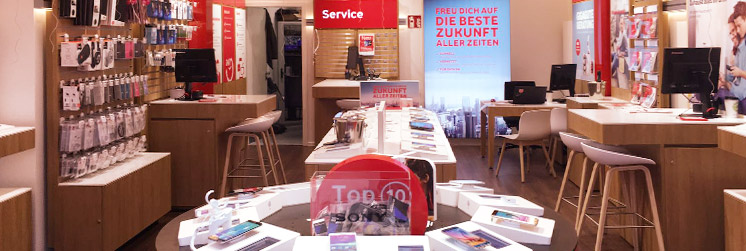 Vodafone Shop Altona